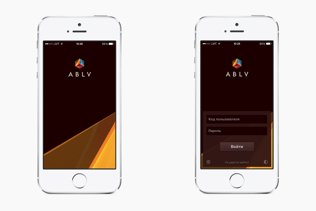ABLV iPhone